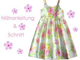 Foto zu Schnittmuster Kleid Lilly von Lunicum