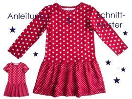 Foto zu Schnittmuster Jerseykleid Mädchen von Lunicum