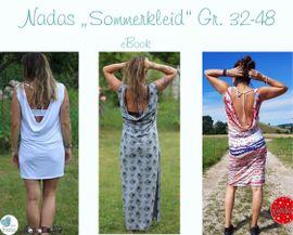 Foto zu Schnittmuster NaDa's Sommerkleid von 3fachFrein