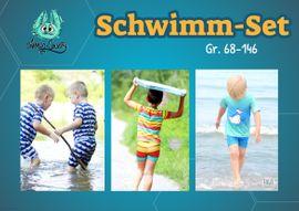 Foto zu Schnittmuster Schwimm-Set von Annas-Country