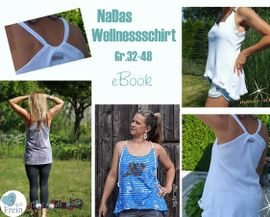 Foto zu Schnittmuster NaDas Wellnessshirt von 3fachFrein