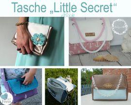 Foto zu Schnittmuster Tasche Little Secret von 3fachFrein