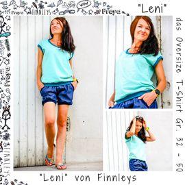 Foto zu Schnittmuster Leni von Finnleys