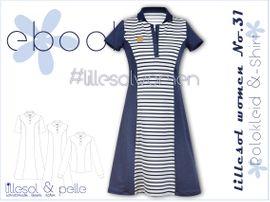 Foto zu Schnittmuster Lillesol women No.31 Polokleid und -shirt von Lillesol & Pelle