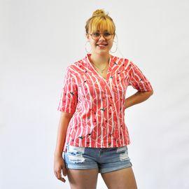 Foto zu Schnittmuster Bluse Carla von SO Pattern