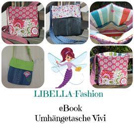 Foto zu Schnittmuster Vivi von Libella Fashion