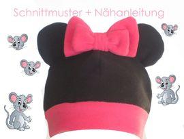 Foto zu Schnittmuster Mäuse-Mütze von Lunicum