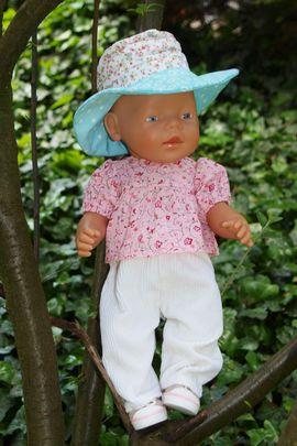 Foto zu Schnittmuster Elin (für Puppen) von Mamu Design