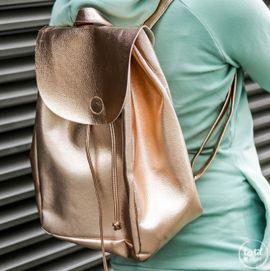 Foto zu Schnittmuster Easy Day Bag von textilsucht