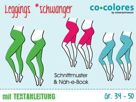 Foto zu Schnittmuster Schwanger Leggings von Erbsenprinzessin