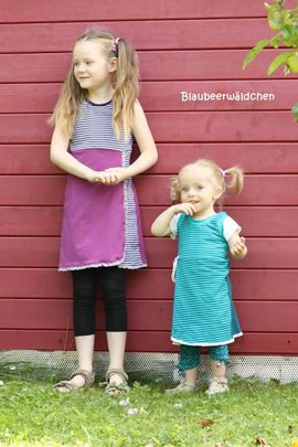 Foto zu Schnittmuster s'Kleidle von Nähcram