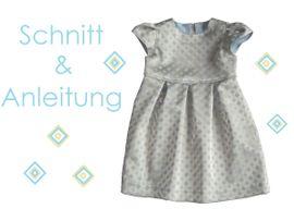 Foto zu Schnittmuster Festliches Kleid Romy von Lunicum