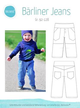 Foto zu Schnittmuster Bärliner Jeans von Berlinerie