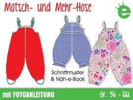 Foto zu Schnittmuster Matsch & Mehr - Hose von Erbsenprinzessin