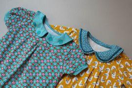 Foto zu Schnittmuster Mädchenkleid Rita von Kleine Lotta Hohenberg