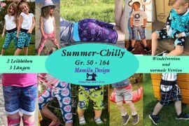 Foto zu Schnittmuster Summer-Chilly von Mamilu Design