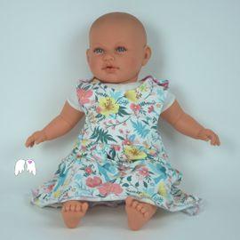 Foto zu Schnittmuster Baby-Strampelkleid Maja von Engelinchen