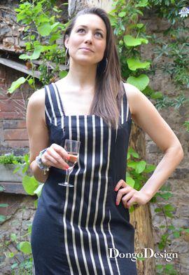 Foto zu Schnittmuster Cocktailkleid von DongoDesign