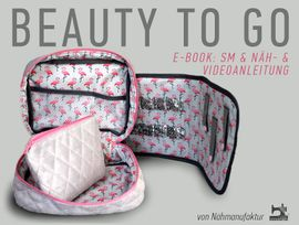 Foto zu Schnittmuster Beauty To Go von Näh-Manufaktur