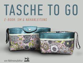 Foto zu Schnittmuster Tasche to Go von Näh-Manufaktur