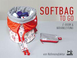 Foto zu Schnittmuster Softbag to Go von Näh-Manufaktur