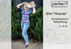 Foto zu Schnittmuster Shirt Miranda von Cachay