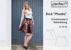 Foto zu Schnittmuster Rock Phoebe von Cachay
