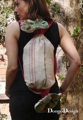 Foto zu Schnittmuster Bonbon Tasche von DongoDesign