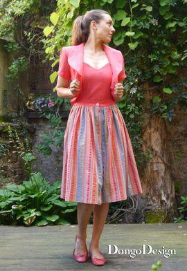 Produktfoto zu Kombi Ebook 4 Teile für Marilyn von DongoDesign