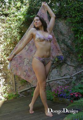 Foto zu Schnittmuster Bikini Raffaela von DongoDesign