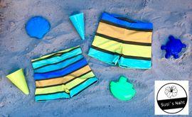 Foto zu Schnittmuster Badehose Sea Horse Pants von Engelinchen