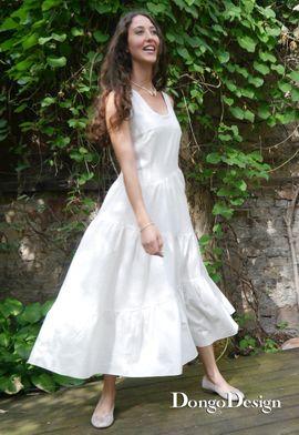 Foto zu Schnittmuster Sommerkleid Cadiz von DongoDesign