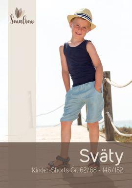 Foto zu Schnittmuster Kinder-Shorts Sväty von Smalino