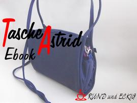 """Produktfoto zu Kombi Ebook Kombi-Ebook Tasche """"Astrid"""" & """"MidiWallet"""" von rund-und-eckig"""