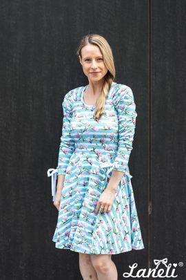 Foto zu Schnittmuster Kleid Mademoiselle #Eve von Laneli
