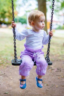 Foto zu Schnittmuster Paper-Shorts von Mini & Me Patterns