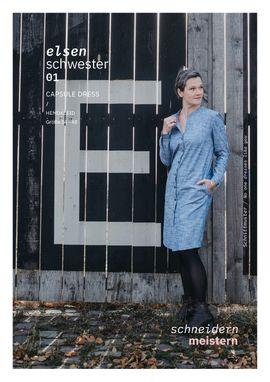Foto zu Schnittmuster Elsenschwester 01 von schneidernmeistern