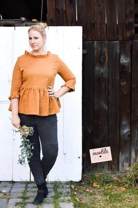 Foto zu Schnittmuster Bluse #Clara von Laneli