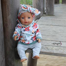 Foto zu Schnittmuster Dress up your Baby Doll von Zwergnase-Design