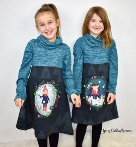 Foto zu Schnittmuster Hot Winter Girl von Mamilu Design