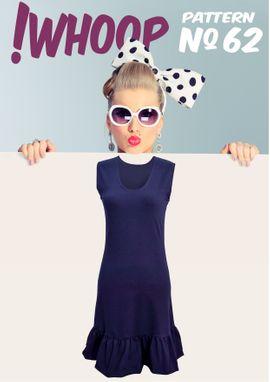 Foto zu Schnittmuster # 62 Kleid mit Volant von !Whoop patterns