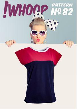 Foto zu Schnittmuster #82 Shirt von !Whoop patterns