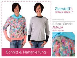 Foto zu Schnittmuster Amalia 158-46 von Zierstoff