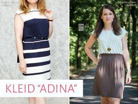 Foto zu Schnittmuster Kleid Adina von kreativlabor Berlin