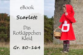 Foto zu Schnittmuster Scarlett - Das Rotkäppchenkleid von Bunte Nähigkeiten