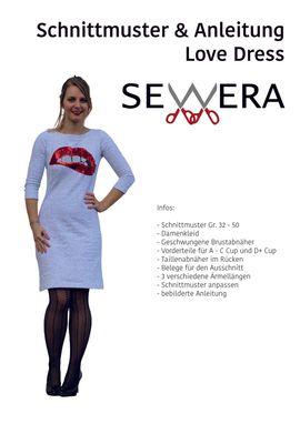 Foto zu Schnittmuster Love Dress von sewera