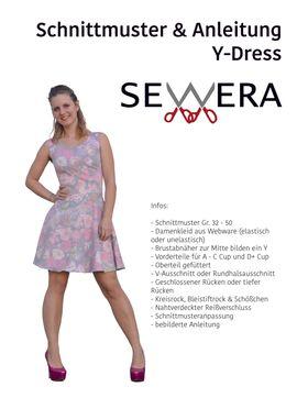 Foto zu Schnittmuster Y-Dress von sewera