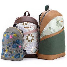 Foto zu Schnittmuster Roani, Roana und Roano – Rucksack in 3 Größen von Hansedelli