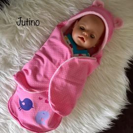 Foto zu Schnittmuster Dress up your Baby Doll Vol.4 von Zwergnase-Design