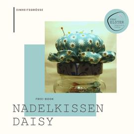 Foto zu Schnittmuster Nadelkissen Daisy von Frau Elster Designstudio